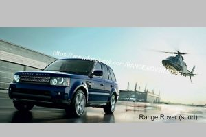 Range Rover Sport Launched With New Petrol Engine
