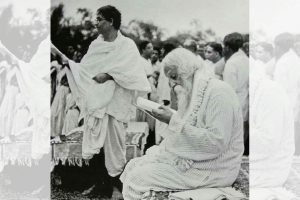 Rabindranath Tagore's death wish, and autographs