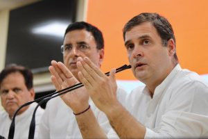 CWC meeting tomorrow, Rahul Gandhi may offer to resign