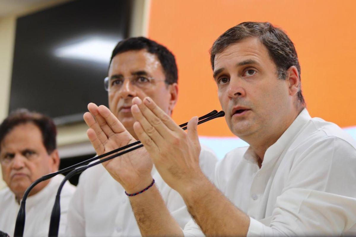 Sonia Gandhi, Manmohan Singh, CWC meeting, Rahul Gandhi