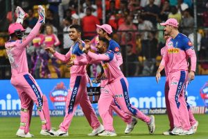 IPL 2019, RR vs RCB: Shreyas Gopal takes hattrick, RCB knocked out