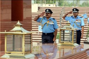 Air Marshal Rakesh Kumar Singh Bhadauria is new IAF Vice-Chief