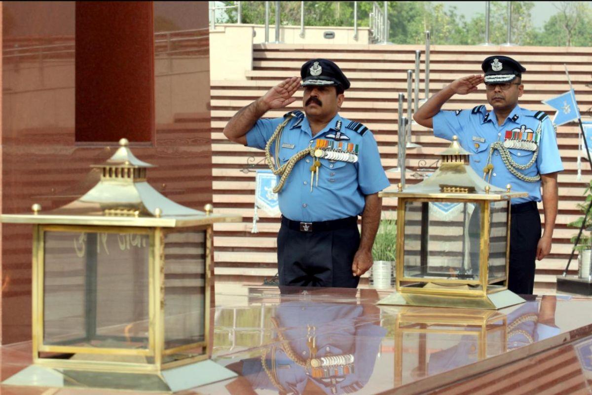 Air Marshal Rakesh Kumar Singh Bhadauria, Air Marshal Bhadauria, Rakesh Kumar Singh Bhadauria, Vice-Chief of the Air Staff, IAF