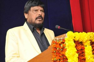Union Minister Ramdas Athawale slams Raj Thackeray for questioning loudspeakers at mosques