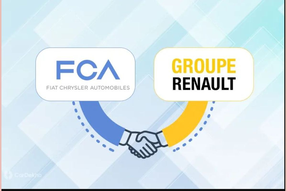 A merger between FCA and Groupe Renault would result in the formation of the world's third largest OEM brand.