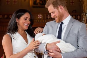 Baby Sussex first look: Prince Harry, Meghan Markle show royal baby to public