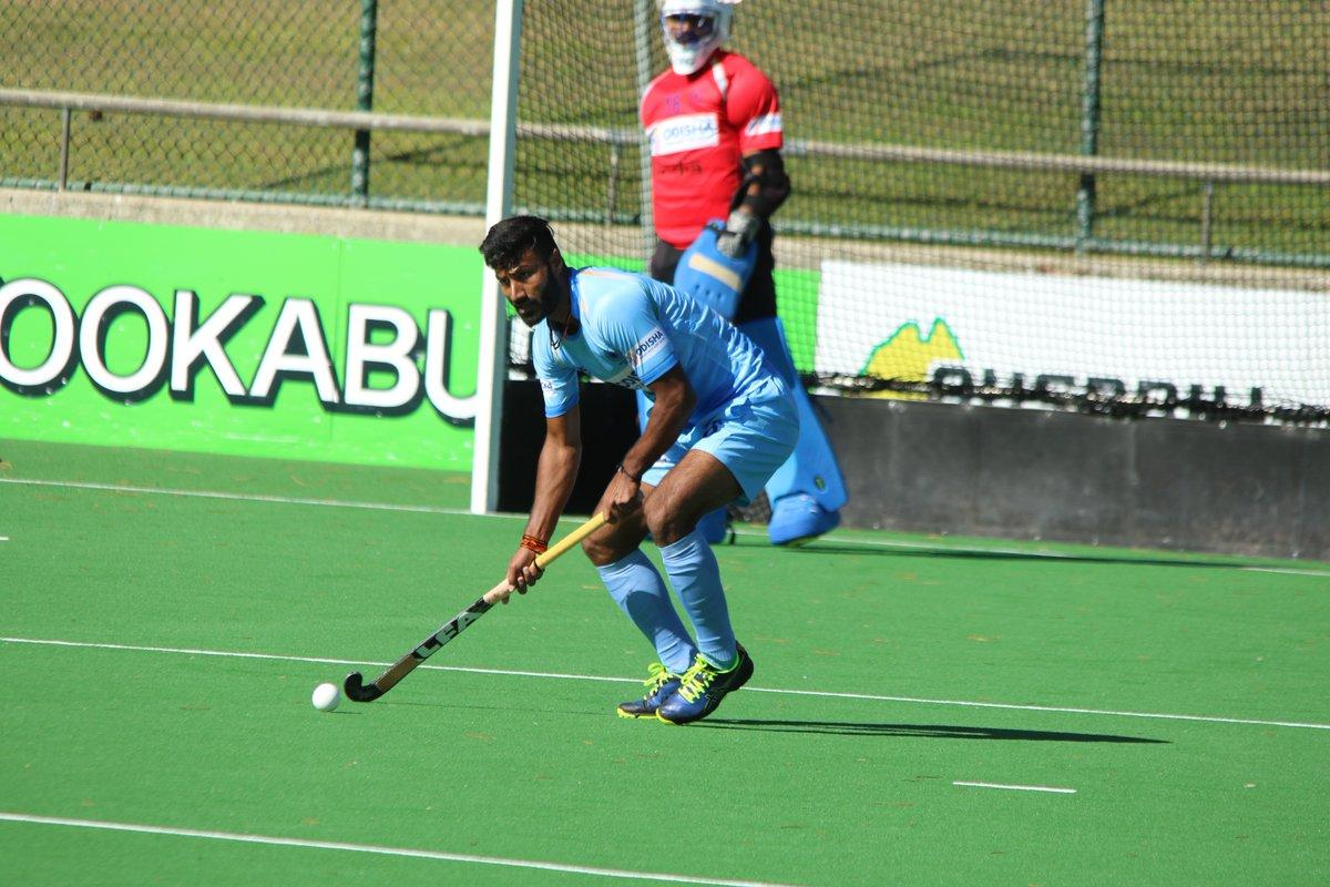 Hockey: India men register 3-0 win over Australia A
