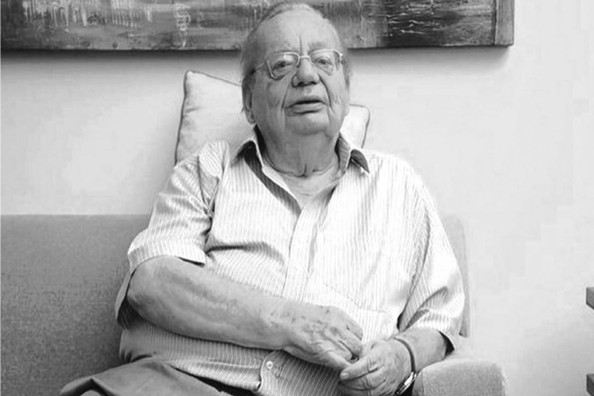 In conversation with Indian author Ruskin Bond