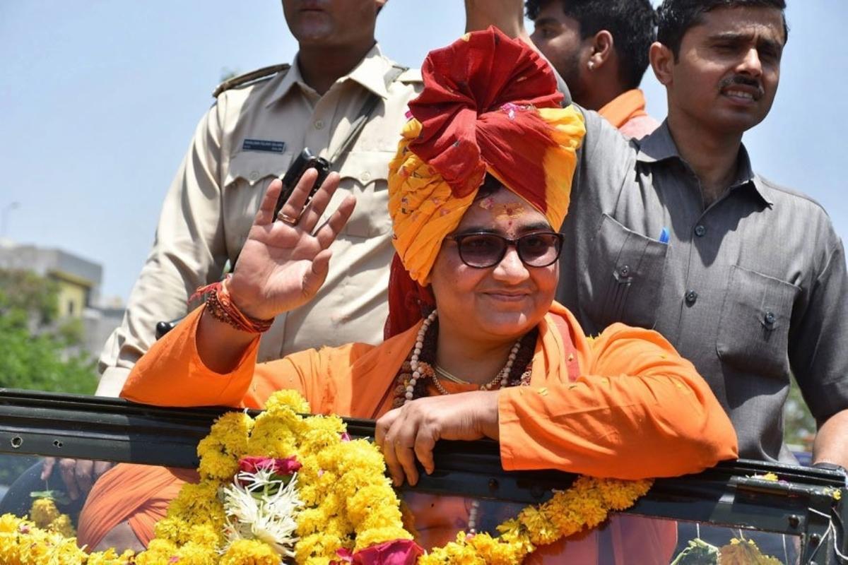 Pragya Thakur, BJP, Congress, Godse, Pragya Singh Thakur, Nathuram Godse, Mahatma Gandhi, Lok Sabha elections, Digvijaya Singh, Bhopal