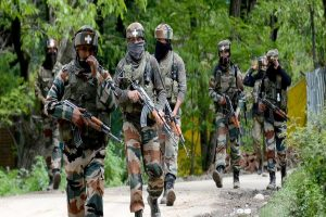 One jawan seriously injured in 'training-related incident' in Poonch
