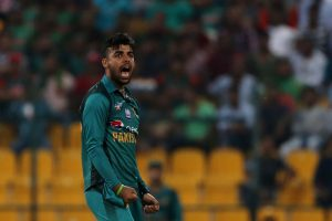 Shadab Khan ruled out of Pakistan squad for first Test against New Zealand