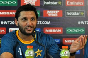 Kashmir belongs to Kashmiris, not India or Pakistan: Shahid Afridi