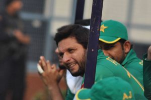 I was not aware of my age when I appeared in U-14 trials: Shahid Afridi
