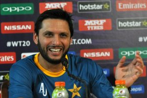 My daughters forbidden to play outdoor sports: Shahid Afridi