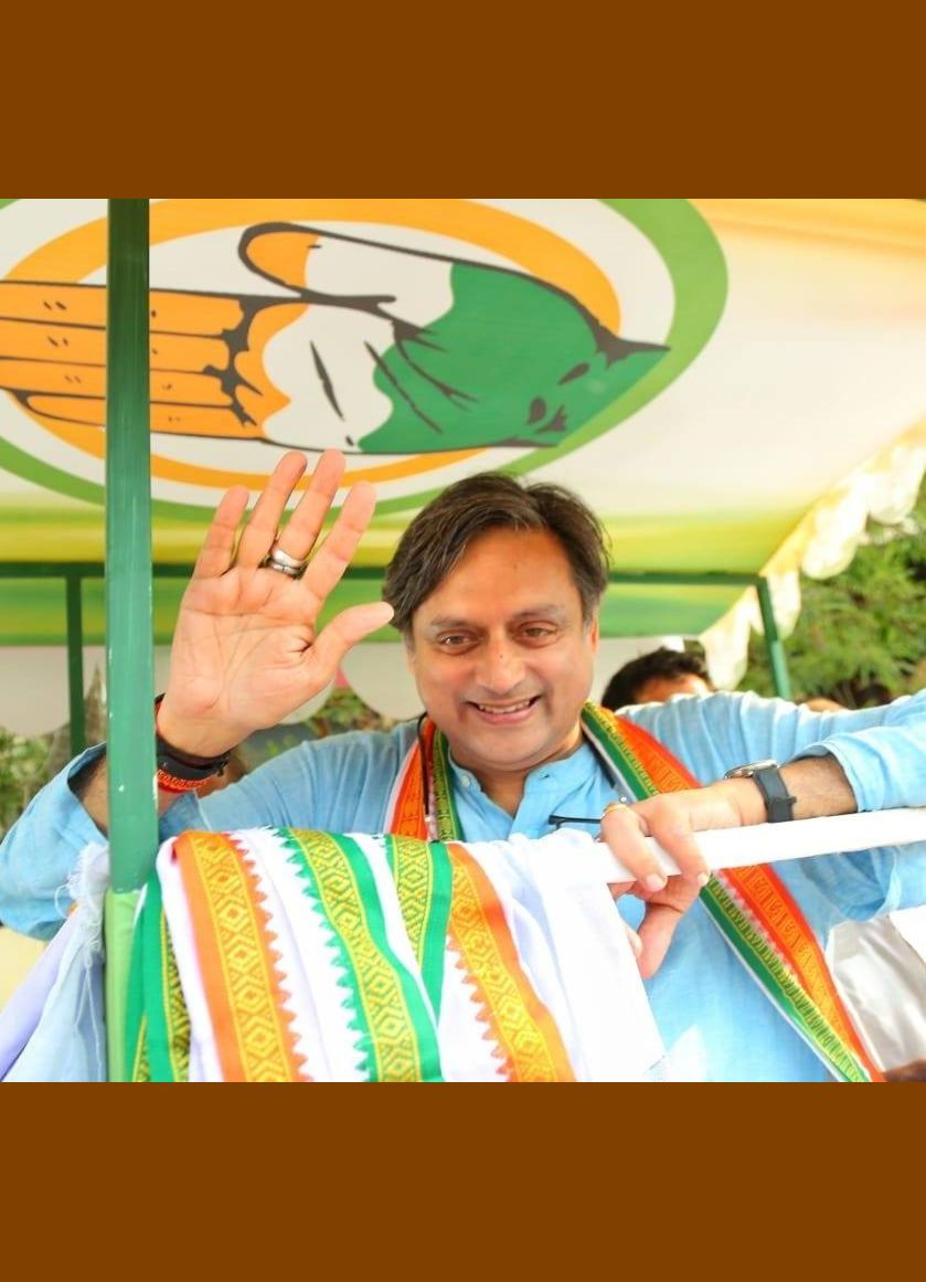 The BJP mastered the art of influencing voters via social media platforms in Lok Sabha elections and WhatsApp has been their favourite medium simply because of its massive reach, Congress Party leader Shashi Tharoor has said.