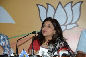 Muslims must join BJP to get tickets: Shazia Ilmi