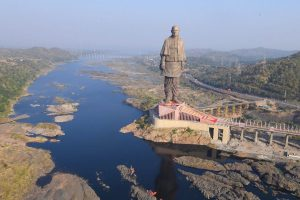 Statue of Unity enters 2019 World Architecture News Awards