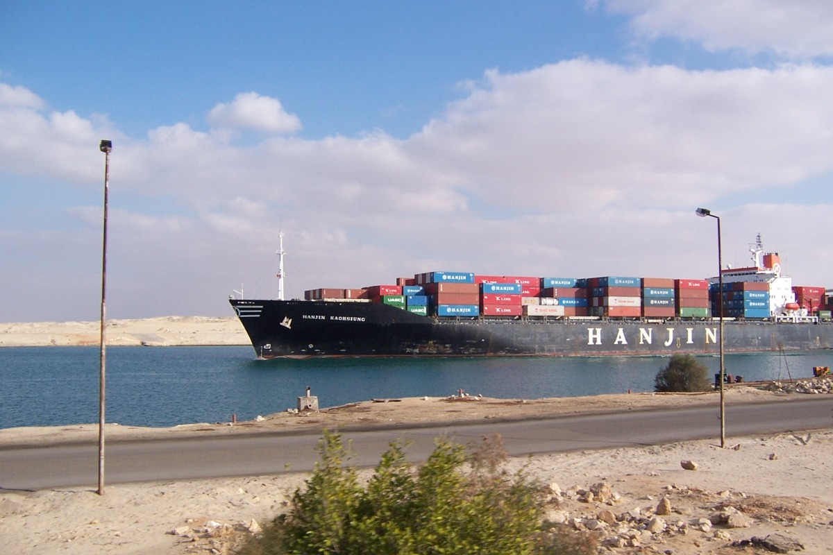 Suez Canal: A Century And Fifty