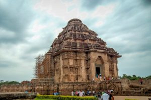 ASI team inspects Sun Temple Konark for Cyclone Fani damage, will also visit Jagannath Temple