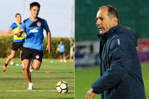 It's a new process, will give our 100 per cent: Sunil Chhetri on Igor Stimac's appointment