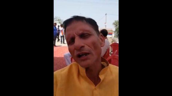 Close aide of Smriti Irani shot dead at Amethi