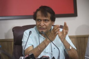 Cyclone Fani: Suresh Prabhu requests airline operators to assist in relief, rescue operations