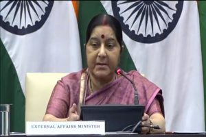 Sushma, Rajyavardhan, five former cabinet ministers dropped from new Modi govt