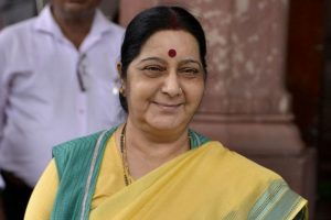 Modi govt first since Independence to have six women Cabinet ministers: Sushma Swaraj