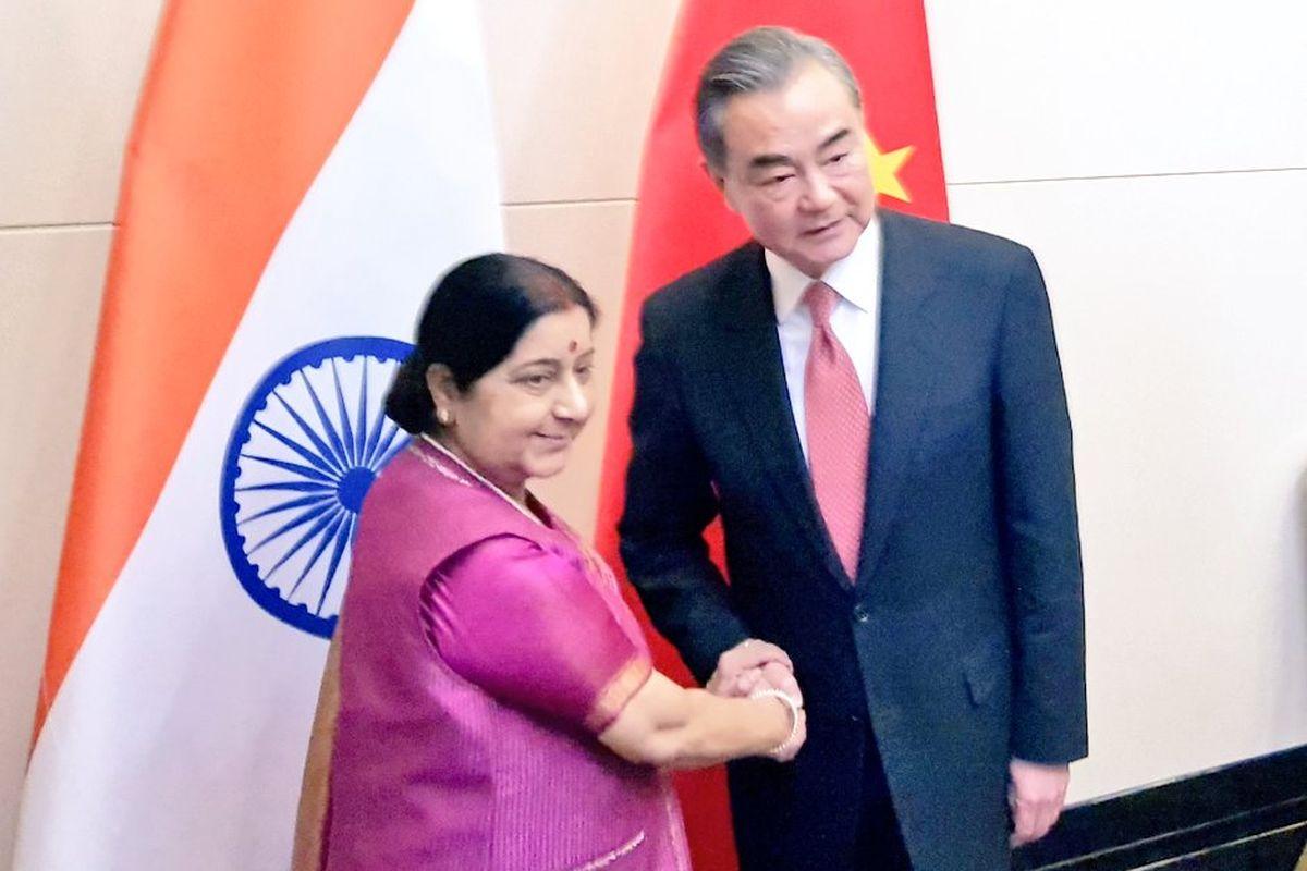 Bishkek: First India-China meeting after blacklisting of Masood Azhar