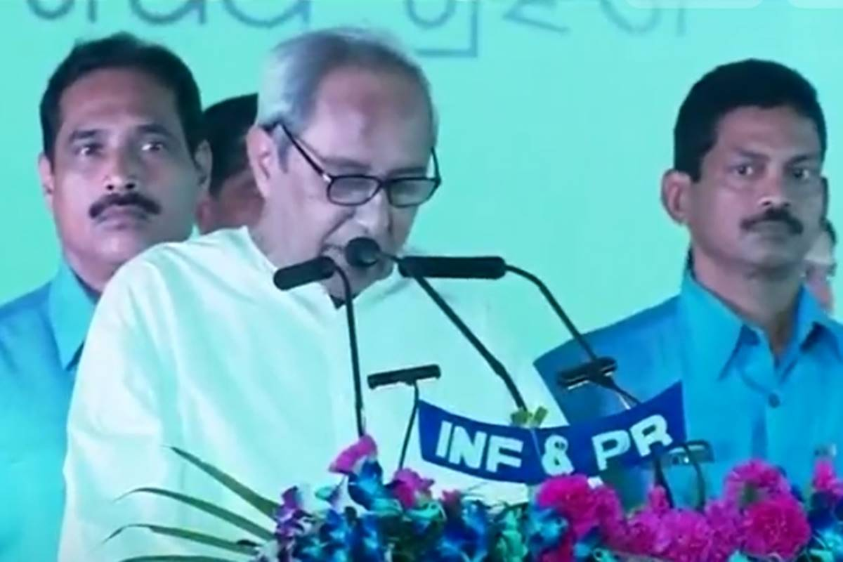 Odisha CM Naveen Patnaik not to attend Modi swearing-in today