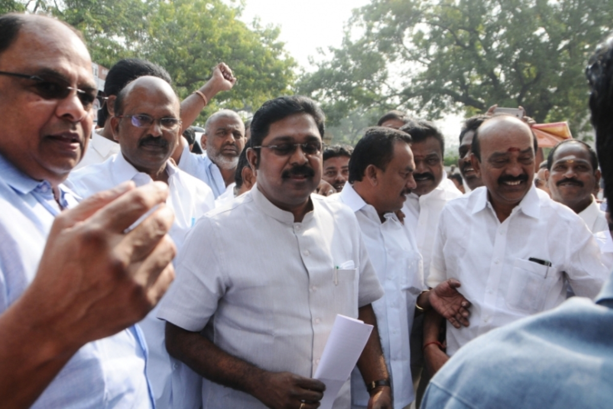 TTV Dhinakaran, Complaint, Election Commission, Election defeat
