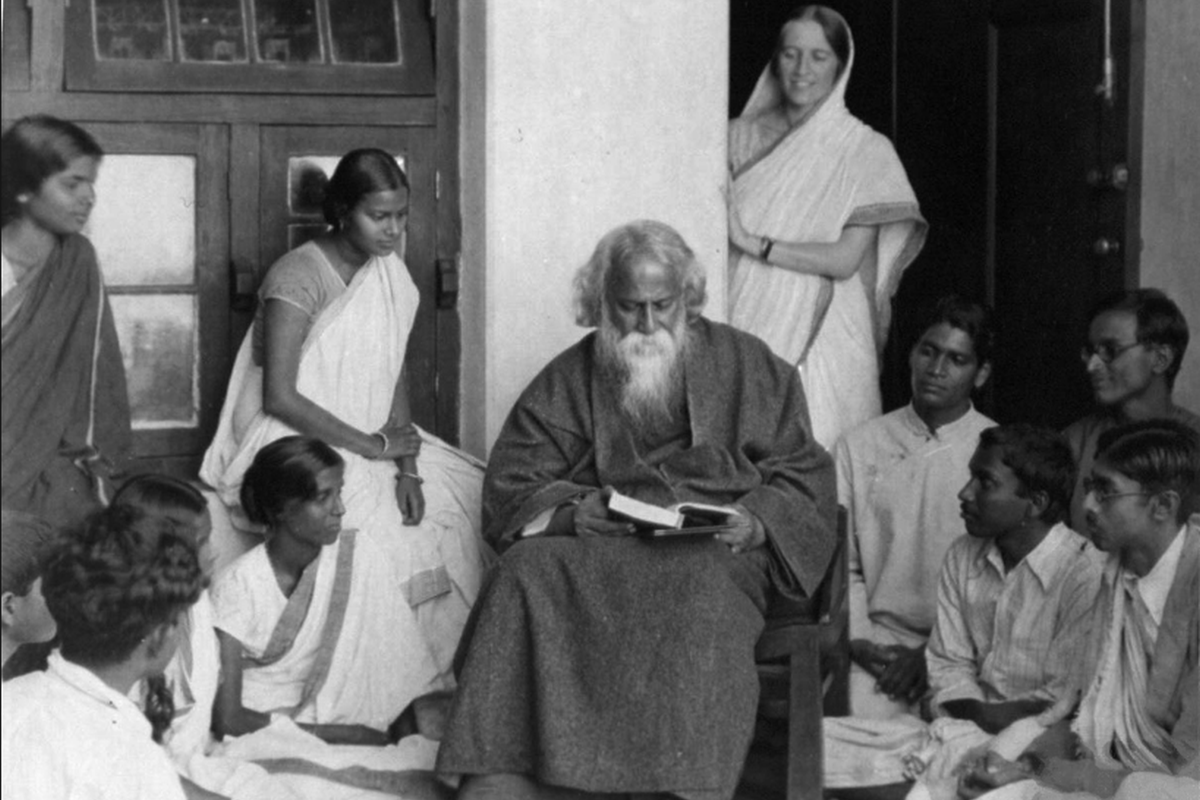 Perceptions of Education, Non-Cooperation Movement, Sarat Chandra, Rabindranath Tagore