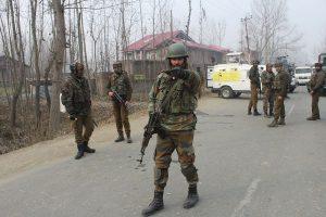 Three terrorists killed in Shopian encounter