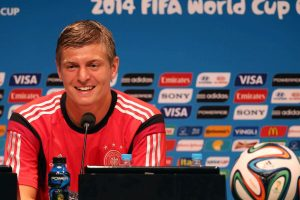 La Liga: Toni Kroos extends contract with Real Madrid till 2023