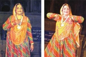 A vast ocean is still lying unexplored: Kathak exponent Uma Sharma