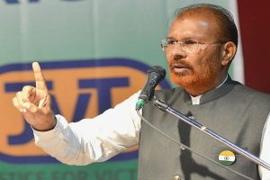Gujarat govt gives post-retirement promotion to former IPS officer DG Vanzara