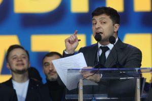 First days of presidency 'a bit of a shock': Volodymyr Zelensky