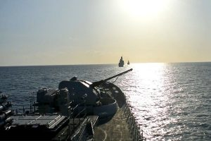 Varuna 19.1: Indo-French naval exercise intensifies on Day Two of sea phase