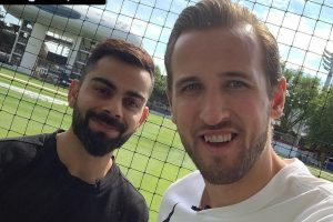 'Harry Kane is much better at cricket than I'm at football': Virat Kohli