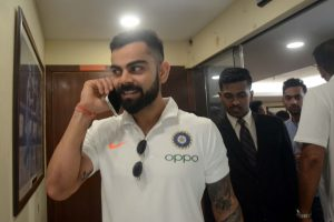 World Cup: Team India in high spirits in the UK