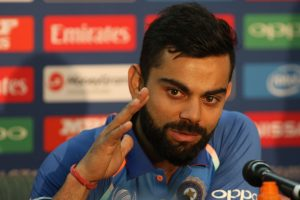 On the field it's very professional against Pakistan: Virat Kohli