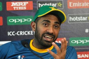 Determined to 'prove Mickey Arthur wrong' at World Cup: Wahab Riaz