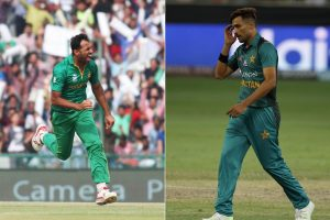 ICC World Cup 2019: Pakistan include Wahab Riaz and Mohammad Amir to bolster pace attack