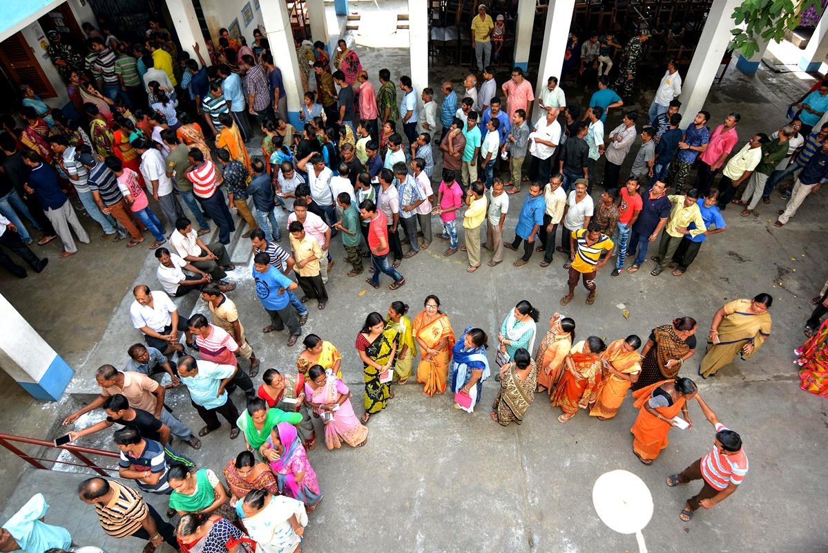 Haryana Polls, Chandigarh, Haryana