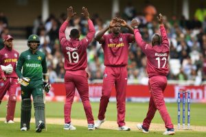 ICC Cricket World Cup 2019: West Indies overwhelm Pakistan by 7 wickets