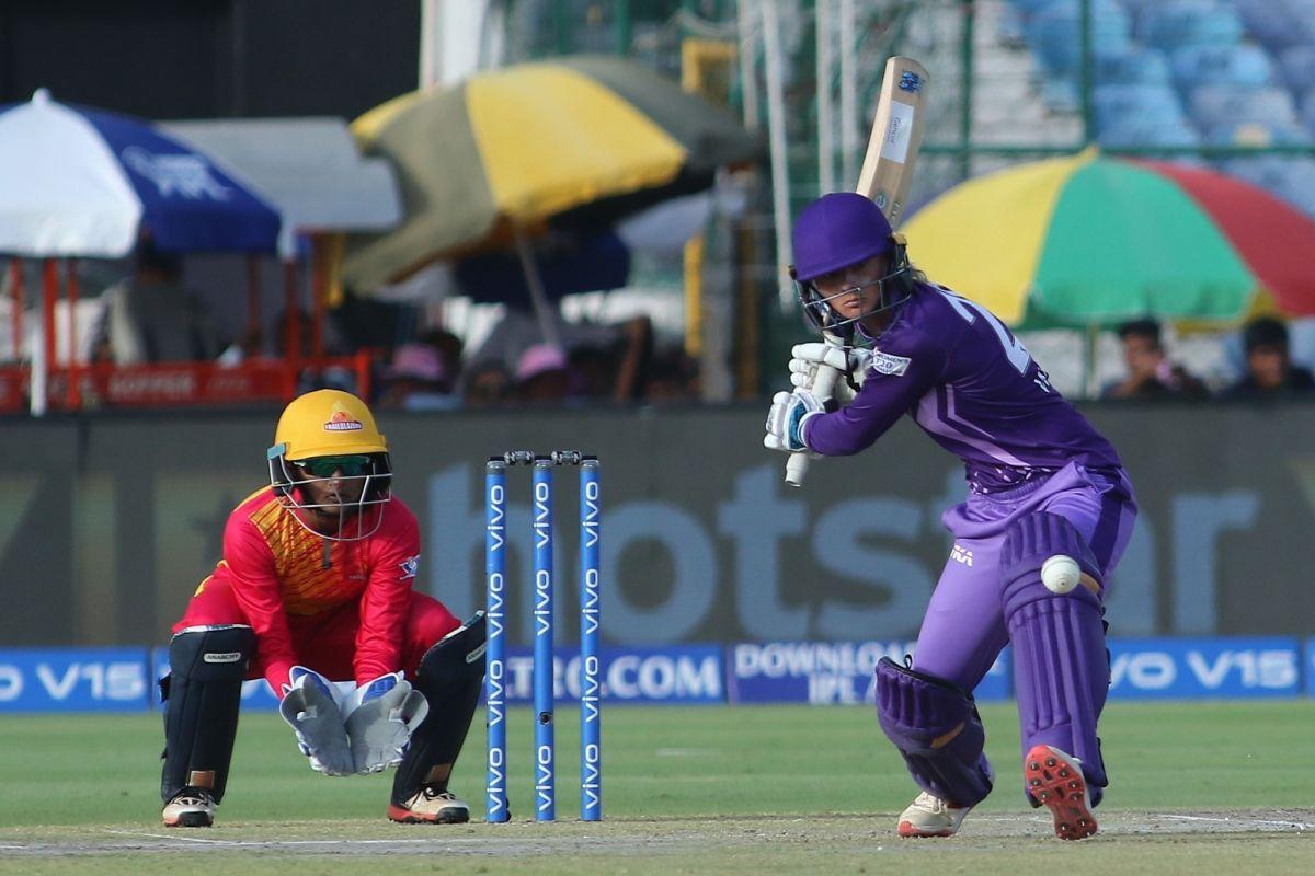 Womens T20 Challenge, Velocity, Trailblazers