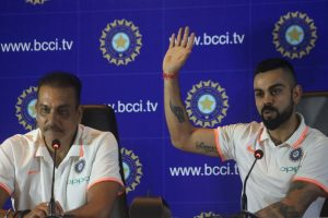 Ravi Shastri wants credit for Virat Kohli for 'character' India showed against Australia