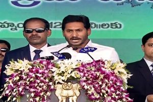 YS Jagan Mohan Reddy takes oath as Chief Minister of Andhra Pradesh
