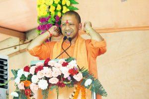 Change Muharram timings, not Durga Puja: Yogi Adityanath in Bengal's Barasat