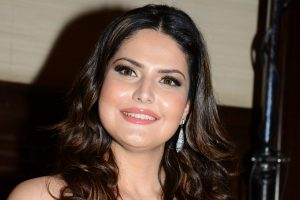 I'm open to all kinds of characters: Zareen Khan